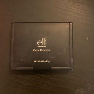ELF Cool Bronzer Palette